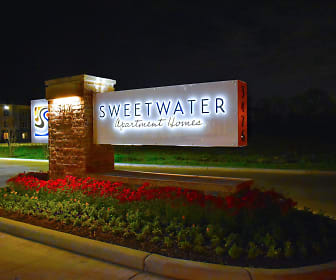 Community Signage, Sweetwater Apartments