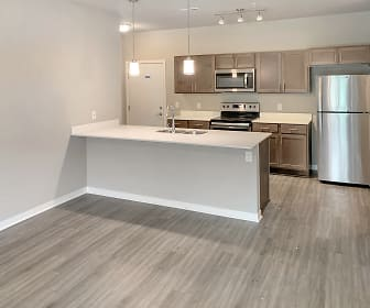 Kitchen, Breeze Terrace