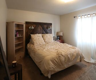 Bedroom, Broadway Apartments