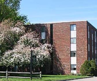 The Executive House, Rockland Senior High School, Rockland, MA
