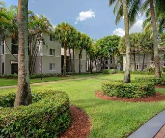 Building, Coconut Palm Club Apartments