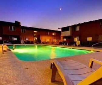 Pool, Southern Ridge