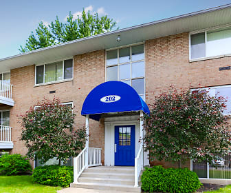 1600 Elmwood Avenue Apartments, Rochester Institute of Technology, NY