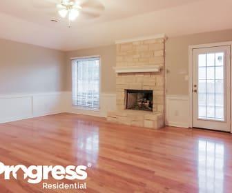 Living Room, 4134 Glenroy Dr