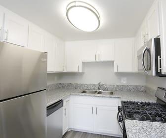 Kitchen, Campus Village