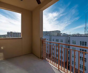 Patio / Deck, 105 Friendly Apartments - Lease by the Bed