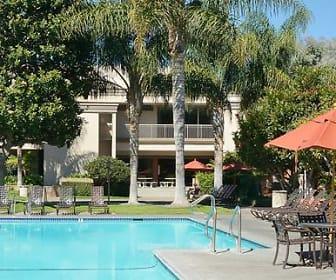 Pool, eaves West Valley
