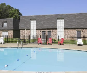 Pool, Stratford Manor Apartments