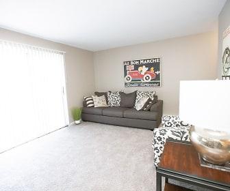 Living Room, Brandon Manor