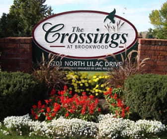 The Crossings at Brookwood 55+ Award Winning ommunity, Brooklyn Center, MN