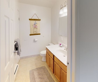 Bathroom, Brook Hill Village Apartments