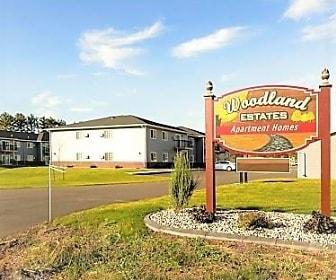 Community Signage, Woodland Estates