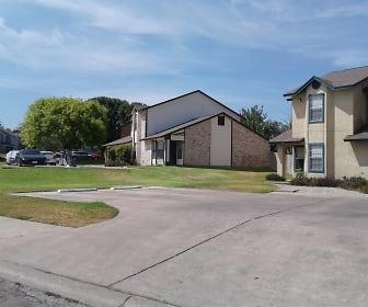 Las Villas Townhomes, Sacred Heart Catholic School, Del Rio, TX