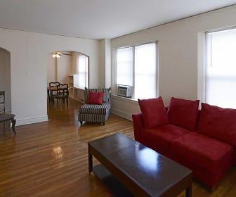 Living Room, The Ellsworth