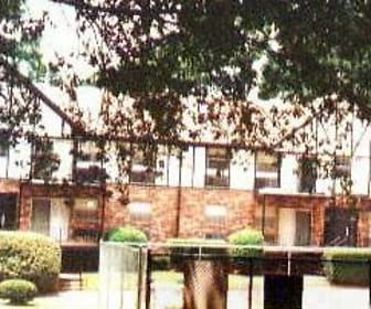 Northlake Apartments, James and Carolyn McAfee School of Theology, GA
