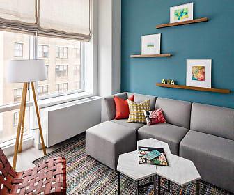 Living Room, Ava DoBro