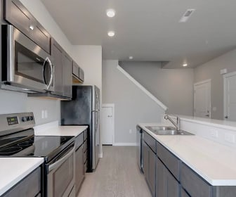Kitchen, White Hawk Townhomes