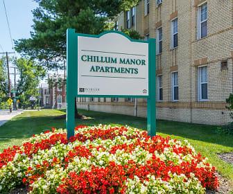 Community Signage, Chillum Manor