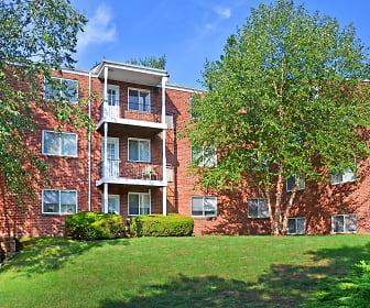 Jamestown Village Apartments, Upper Moreland Middle School, Hatboro, PA