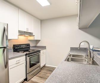 Kitchen, Hillside Terrace