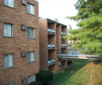 Exterior, Field Terrace Apartments