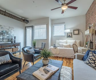 Living Room, Bel Air Downtown
