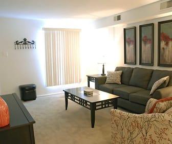 Warson Village Towne House Apartments, St. John, MO