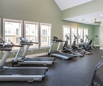 Fitness Weight Room, Bexley River Walk