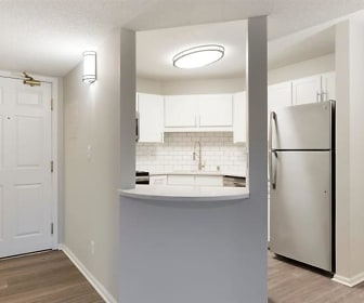 Bathroom, Helix Apartments