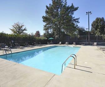Pool, Royal Hills Apartments