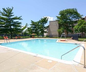 Pool, Verona at Silver Hill
