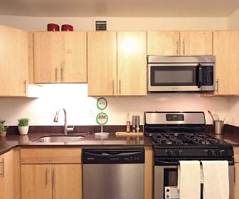 Kitchen, The Blairs