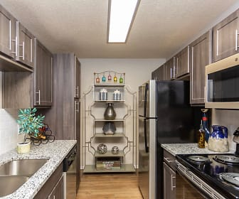 Kitchen, Chappell Hill Apartments