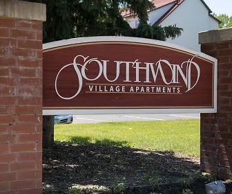 Community Signage, Southwind Village