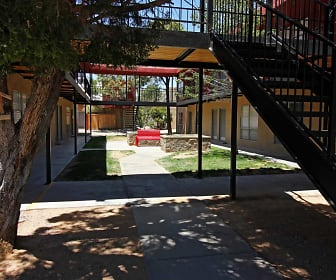 City View Apartments, Paradise Hills Civic, Albuquerque, NM