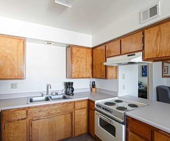 Kitchen, Cedar Oaks