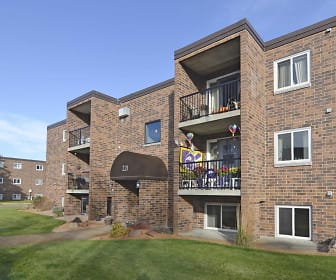 Hillside Apartments, Sartell Middle School, Sartell, MN