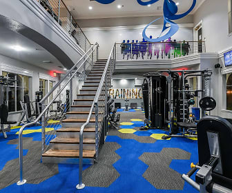 Fitness Weight Room, Arbors at Maitland