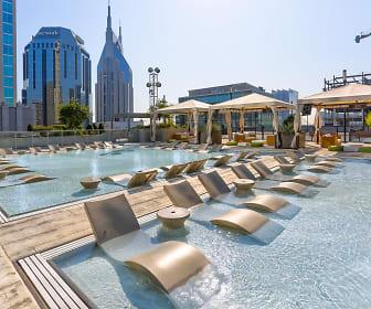 Pool, 505 Nashville