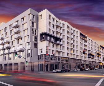 Olive DTLA, Central Alameda, Los Angeles, CA