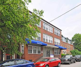 Building, Walnut Place Apartments