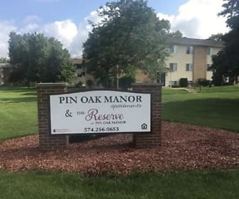 Pin Oak Manor /The Reserve at Pin Oak, South Bend, IN