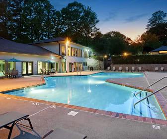 Pool, Seven Pines