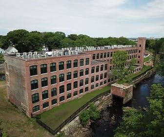 Waterhead Residential Building, Lowell, MA