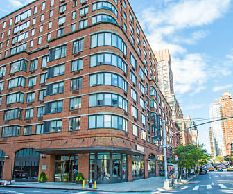 West 54th, Hell's Kitchen, New York, NY