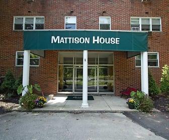 Building, Mattison House Apartments