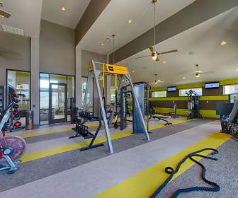 Fitness Weight Room, Elite 99 West