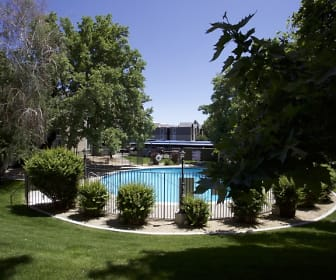 Take a dip in the Sundance West pool, Sundance West