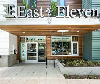 East of Eleven, Buckman, Portland, OR