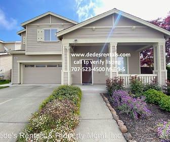 2992 Sunny Wood Circle, Roseland, CA